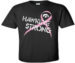 HAWKEYE STRONG - BLACK T-SHIRT