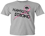 HAWKEYE STRONG - LIGHT GREY T-SHIRT