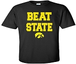 BEAT STATE - BLACK T-SHIRT