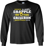 GRAPPLE ON THE GRIDIRON - LONG SLEEVE - YOUTH