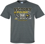 Victory 2019 Holiday Bowl Iowa - Dark Gray