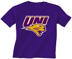 UNI PANTHERS - PURPLE T-SHIRT - INFANT/TODDLER