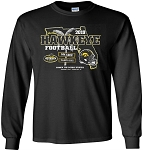 2019 Outback Bowl Iowa Hawkeyes - Black Long Sleeve