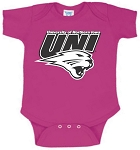 UNI PANTHERS - HOT PINK ONESIE