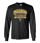 ROSE BOWL 2016 - SWARM PASADENA - BLACK LONG SLEEVE SHIRT