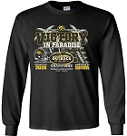 Victory in Paradise 2019 Outback Bowl Champs - Black Long Sleeve