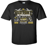 Victory in Paradise 2019 Outback Bowl Champs - Black t-shirt