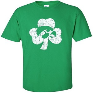 TIGERHAWK SHAMROCK - GREEN  T-SHIRT