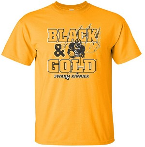 Black & Gold - Swarm Kinnick - Youth